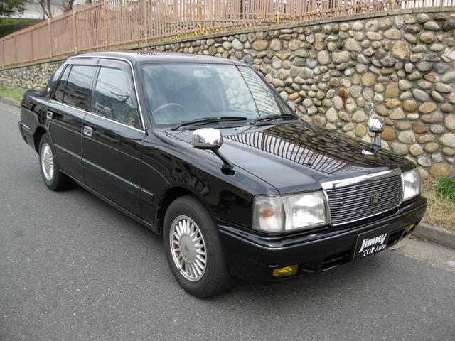 トヨタ デラックス 自動ドア LPG