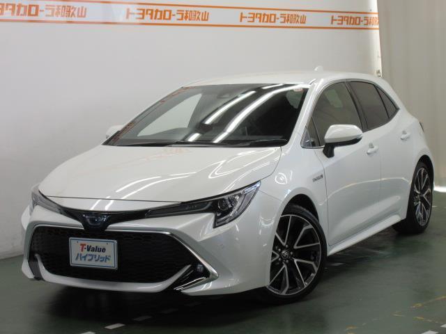 トヨタ ハイブリッドG Z メモリーナビ
