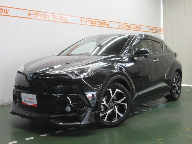 トヨタ C-HR G LEDエディション メモリーナビ