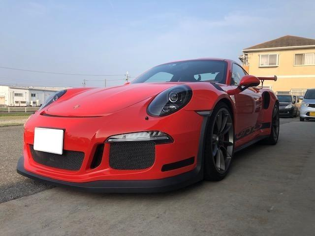 ポルシェ GT3 RS クラブスポーツ