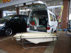 ボンゴバンDX ハイルーフ 入浴車 平野車体オリジナルカー