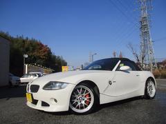 BMW Z4ロードスター2.5i 純正ナビ ローダウン マフラー