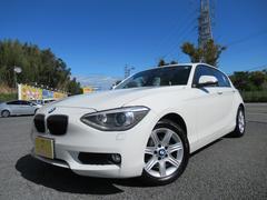 BMW116i スマートキー HIDライト バックカメラ付き
