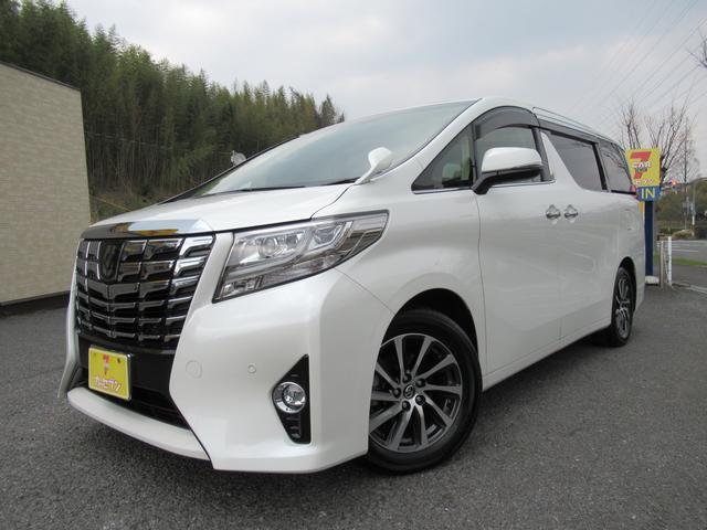 トヨタ 2.5G 社外大画面ナビ 後席モニター シートカバー 1オナ