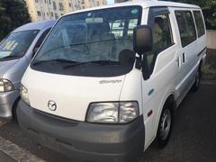 ボンゴバン 排ガス規制適合車 クリーンディーゼル オートマフル装備(マツダ)