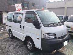 バネットバン 排ガス規制適合車 クリーンディーゼル オートマフル装備(日産)