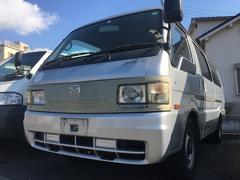 ブローニィバン ロングGL 排ガス規制適合車 クリーンディーゼル ETC付(マツダ)