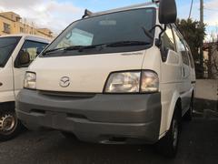 ボンゴバン4WD 排ガス規制適合車 クリーンディーゼル 5速