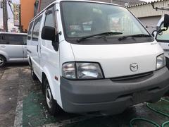 ボンゴバン排ガス規制適合車 クリーンディーゼル 5速4WD