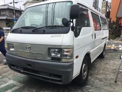 ブローニィバン排ガス規制適合車 クリーンディーゼル オートマ
