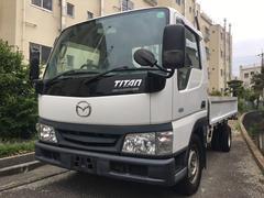 タイタンダッシュ ロングワイドローDX 排ガス規制適合車 クリーンディーゼル(マツダ)