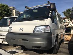 ボンゴバン排ガス規制適合車 クリーンディーゼル パワステ