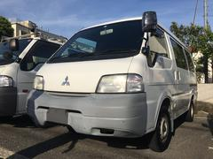 デリカバン排ガス規制適合車 クリーンディーゼル オートマフル装備