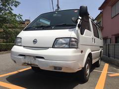 バネットバン 4WD 排ガス規制適合車 クリーンディーゼル(日産)