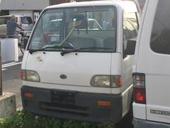 サンバートラックSDX 4WD 5速 エアコン付
