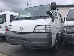 ボンゴバンDX 排ガス規制適合車 クリーンディーゼル オートマフル装備