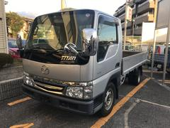 タイタンダッシュロングワイドローカスタム 排ガス規制適合車 クリーンD 5速