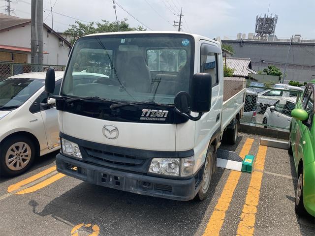 マツダ ワイドローDX 垂直ゲート付