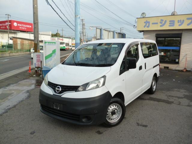 日産 DX AC PS 5ドア