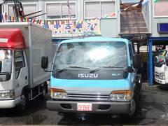 エルフトラック3.9t 散水車 サブエンジン付 NOx適合ディーゼル6MT