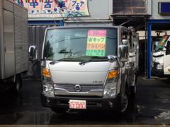 アトラストラック1.05t Wキャブ保冷バン NOx適合ディーゼル 新免対応