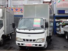 ダイナトラック2t ロングアルミバン パワーゲート付 NOx適合ディーゼル