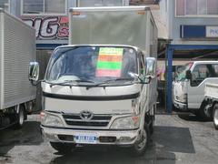 ダイナトラック2t アルミバンパワーゲート付 NOx適合ディーゼルBカメラ