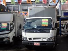 エルフトラック3tワイドロングアルミバンマルチゲート昇降1000kg