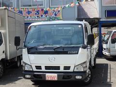 タイタントラック3tワイドロング 平ボディNox適合D スムーサー