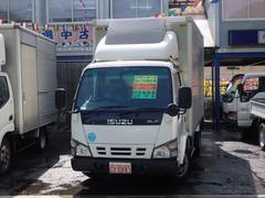 エルフトラック2t セミロングアルミバン パワーゲート付 Nox適合D