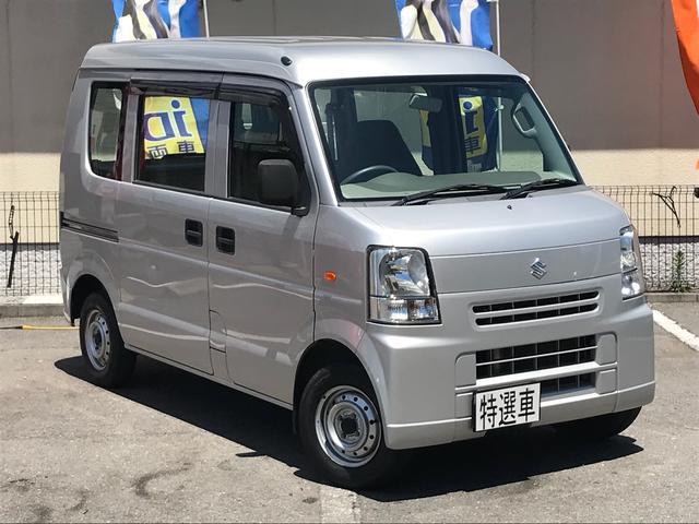 スズキ PA 軽自動車 インパネAT 保証付 エアコン 4名乗り