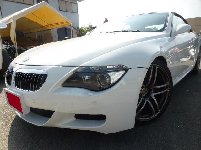 BMW 645Ciカブリオレ 車高調 AVS21AW マフラー