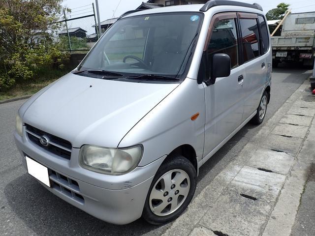 ダイハツ CX MDデッキ キーレス