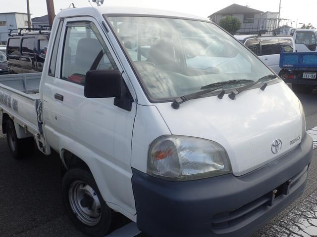 トヨタ タウンエーストラック ジャストローDX ABS エアバック