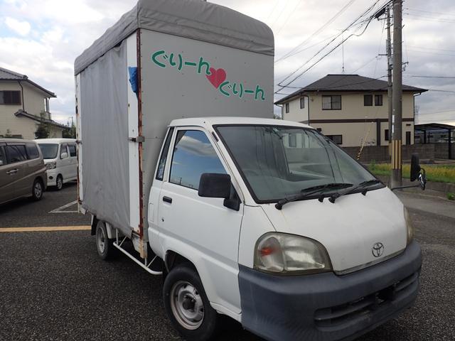 トヨタ タウンエーストラック ロングSジャストローDX ETC 39486KM