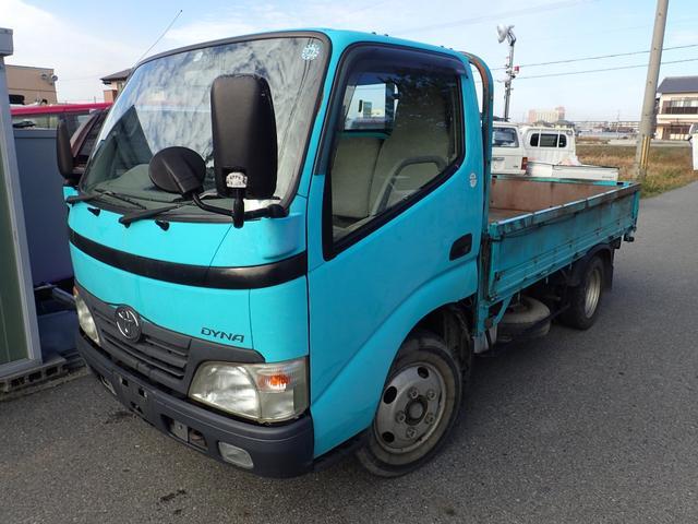 トヨタ ロングDX パワステ エアバック 2000kg
