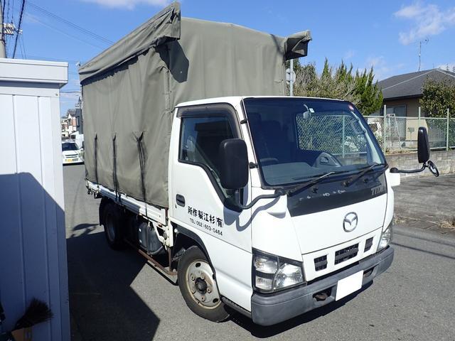 マツダ タイタントラック ロングワイドロー 幌 ETC