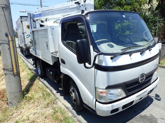 日野 デュトロ 高所作業車 ワンオーナー SE08C ETC