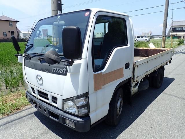 マツダ タイタントラック ワイドローDX ETC エアバック クラッチレス