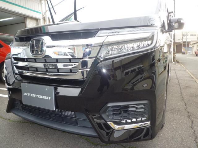 ステップワゴンスパーダ(ホンダ) スパーダハイブリッド G・EX ホンダセンシング 中古車画像