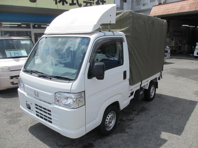 ホンダ アクティトラック SDX 5速・エアコン・パワステ
