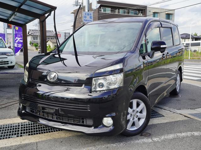 「トヨタ」「ヴォクシー」「ミニバン・ワンボックス」「奈良県」の中古車