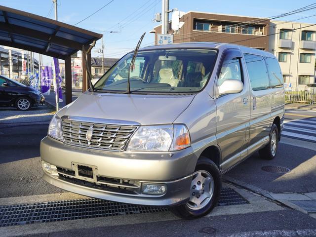 「トヨタ」「グランドハイエース」「ミニバン・ワンボックス」「奈良県」の中古車