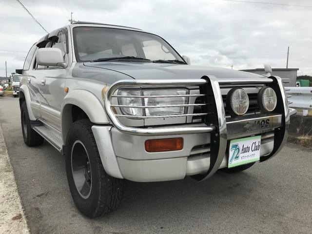 「トヨタ」「ハイラックスサーフ」「SUV・クロカン」「兵庫県」の中古車