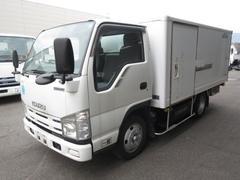 エルフトラック冷凍車 CNG車