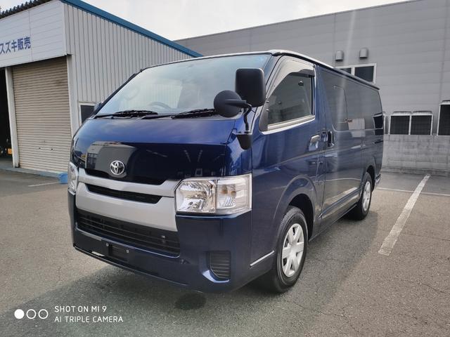 トヨタ ロングDX・ETC・ワンセグナビ
