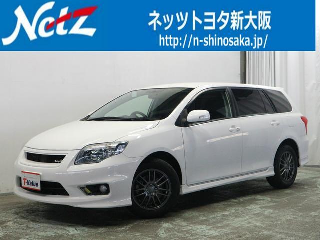 トヨタ シンプレア T-Value認定車 HDDナビゲーション