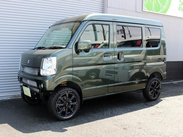 3型ジョインターボ 4AT 4WD コンプリートカー 新車(1枚目)