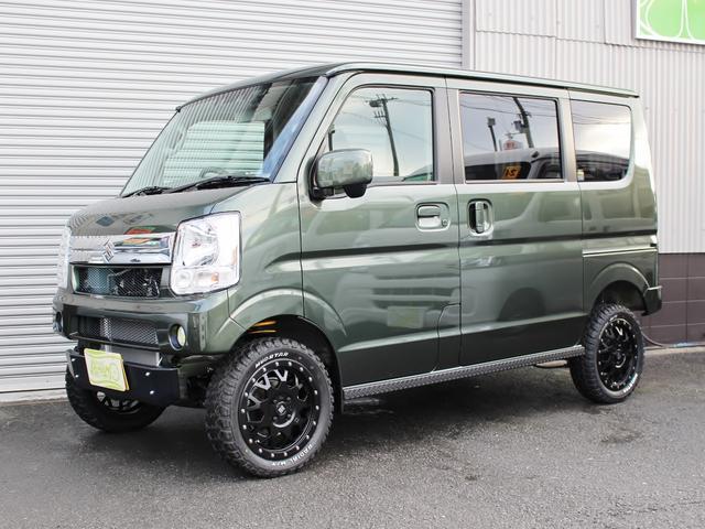 3型JPターボ 4AT 4WD コンプリートカー 新車(1枚目)