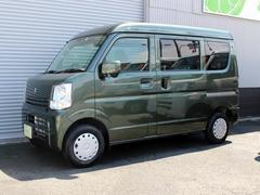エブリイジョインターボ 4AT セーフティサポート車 届出済未使用車